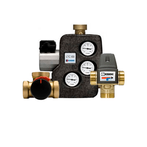 Клапаны и контроллеры ESBE